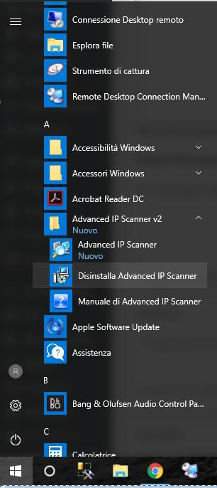 Advanced Ip Scanner - Programmi