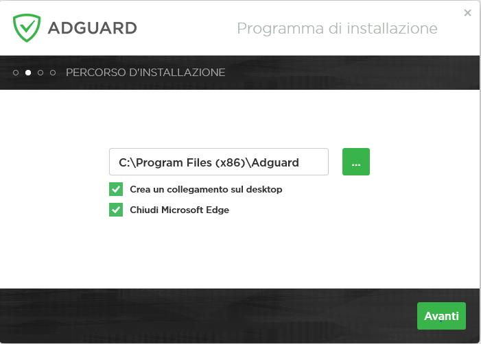 AdBlock - AdGuard Installazione