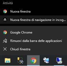 articoli sul corriere - Chrome in Incognito