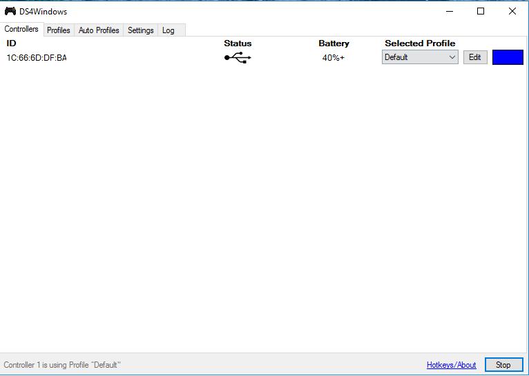 Joystick della ps4 - DS4
