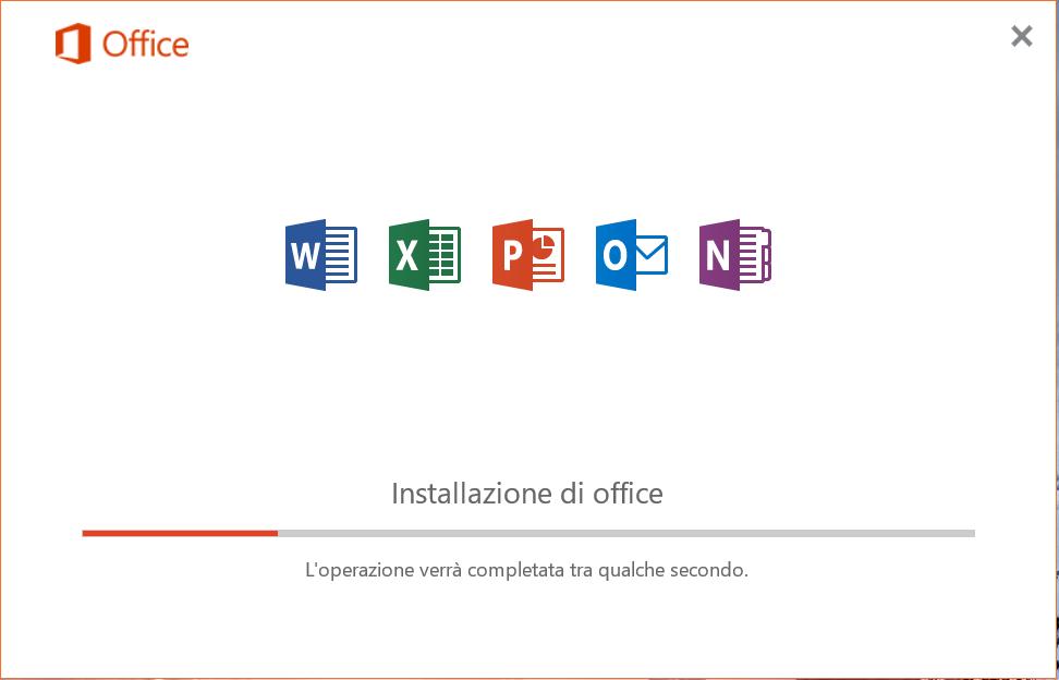 lingua di Office - Installazione In Lingua