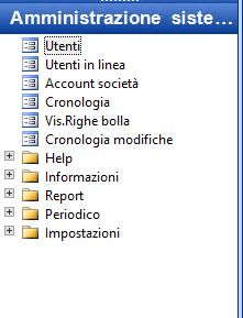 Creare un utente - Amministrazione sistema