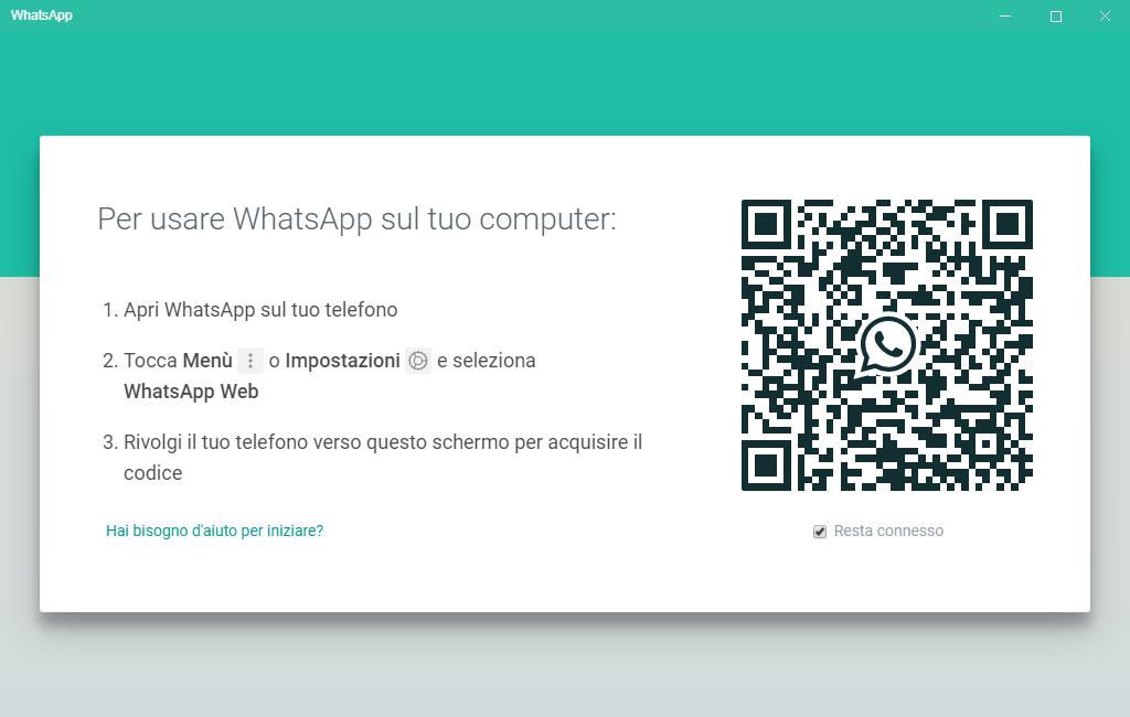 WhatsApp Web - QR Desktop
