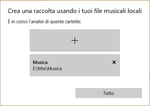 Groove Musica - Percorso Personalizzato