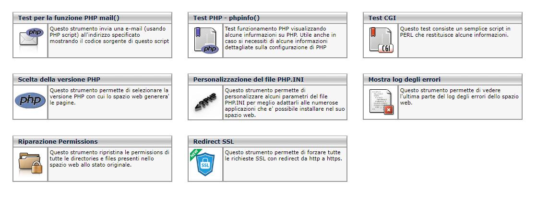 Aggiornare PHP su Aruba - PHP